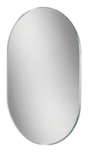 Hib Jessica Mirror, Landscape or Portrait With Bevelled Edge